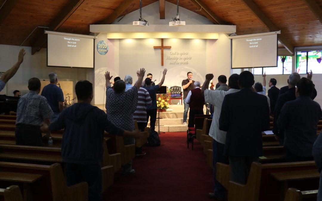 10/14 LA Southern Baptist Association 모임