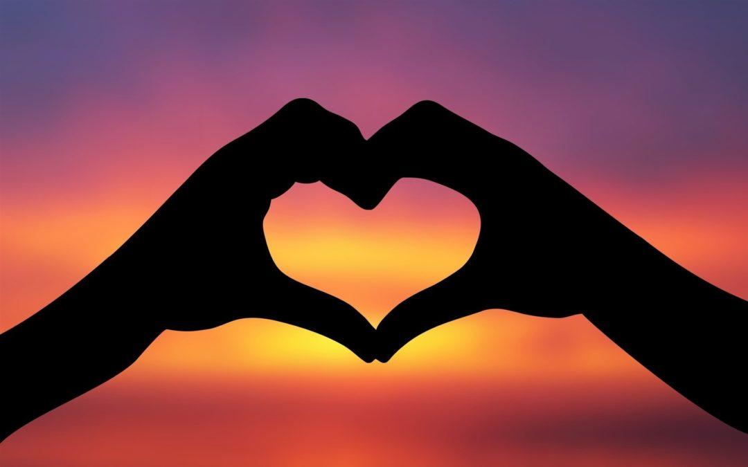 사랑은 접촉입니다