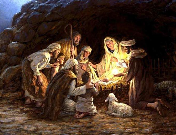 성탄절 예배에 초청합니다